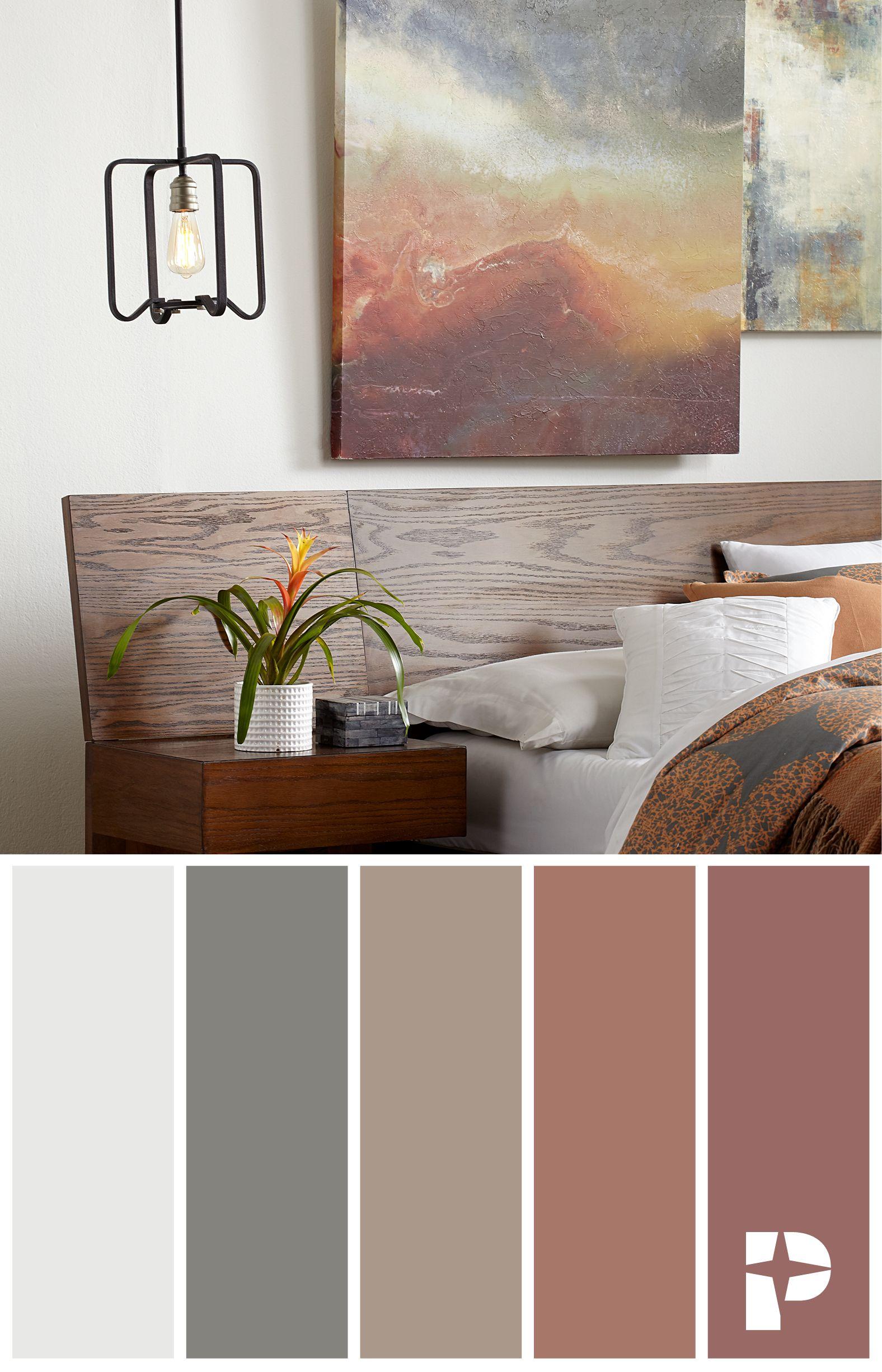 Bedroom Nice Color Palette Color Palette Design Warm Colour Palette Vintage Interiors
