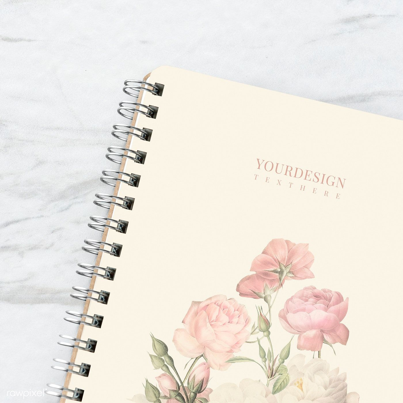 Download premium image of Hand drawn sketch on a notebook