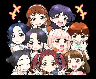 Image by Maddy on TWICE (트와이스) Anime, Twice fanart
