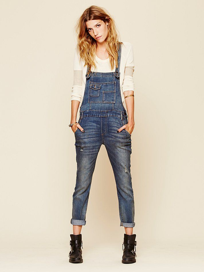 Cheap Sale Buy DUNGAREES - Jumpsuits Free People Sale From China Visit Cheap Sale Sale Cheapest Sale Online YMEruhQHtI
