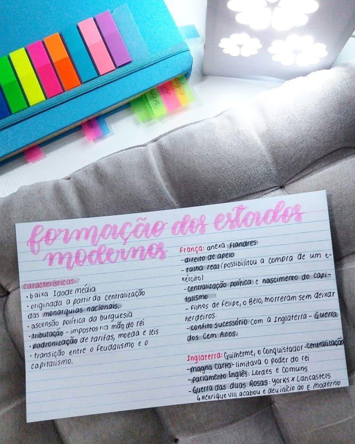 Pin De Sami Dias Em Historia Criativa Ideias Resumos De Historia