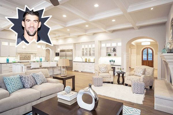 Michael Phelps Great Rooms Michael Phelps House