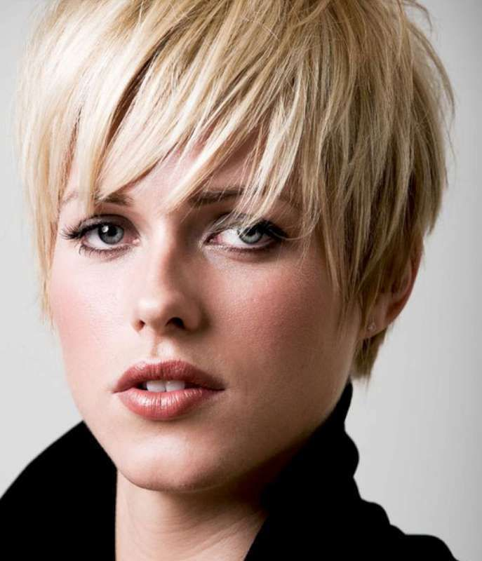 Short Hairstyles 2016 1 Coiffure Cheveux, Coiffures