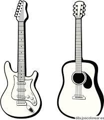 Resultado De Imagen Para Dibujos De Guitarras Electricas Guitarras Dibujo Guitarra Electrica Guitarra Electrica