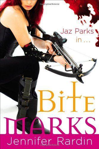 Bite Marks (Jaz Parks, Book 6) by Jennifer Rardin, http://www.amazon.com/dp/0316043826/ref=cm_sw_r_pi_dp_tx9Xpb0TM8YXH