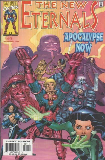 The New Eternals - Apocalypse Now