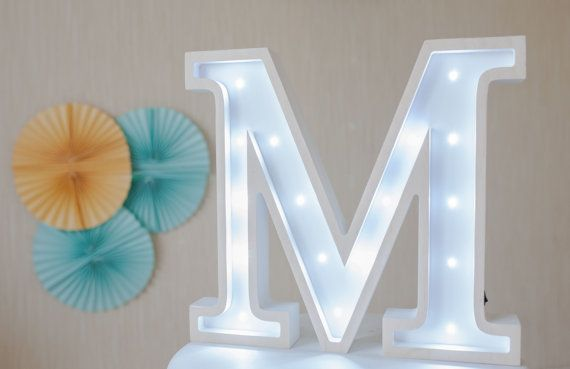 Gift For Mother Mothers Gift Letter Lights Marquee Letters Nursery