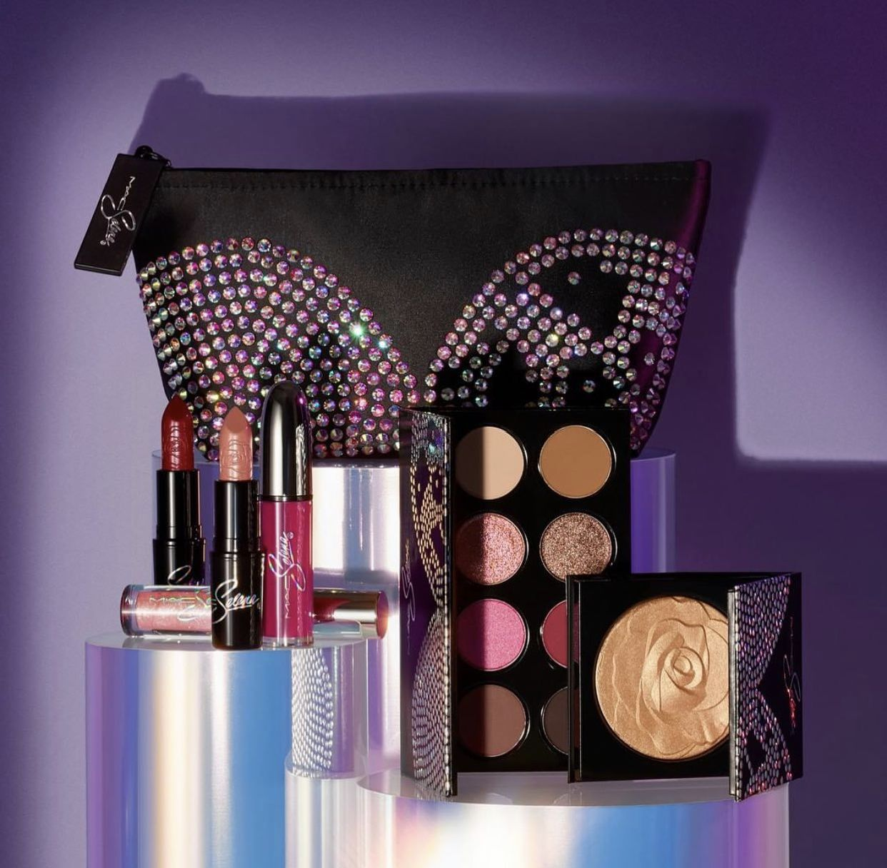 MAC Selena Makeup Collection Part Two! Limited Edition for