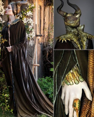 Maleficent Costume Design Disney Maleficent Costume