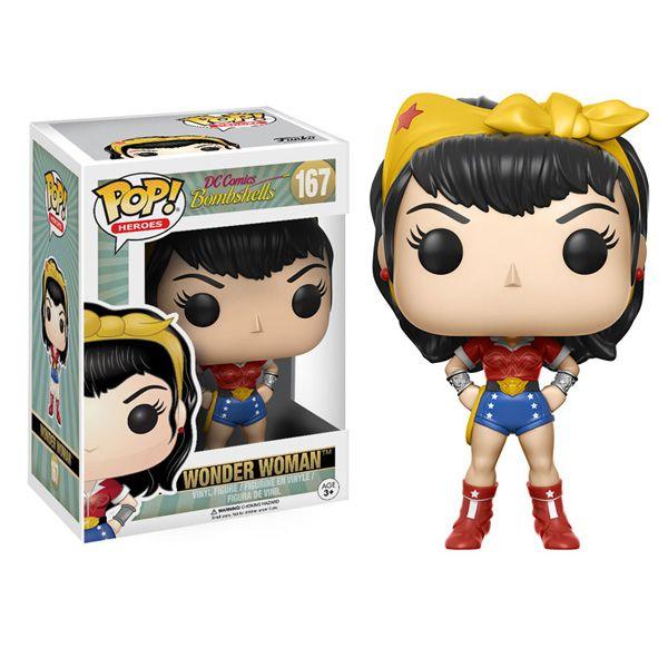Funko Wonder Woman POP Antiope Vinyl Figure NEW Toys En Stock