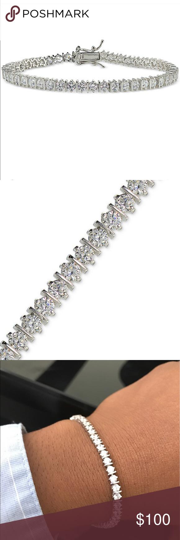 Bracelet in k goldplated sterling silver boutique pinterest