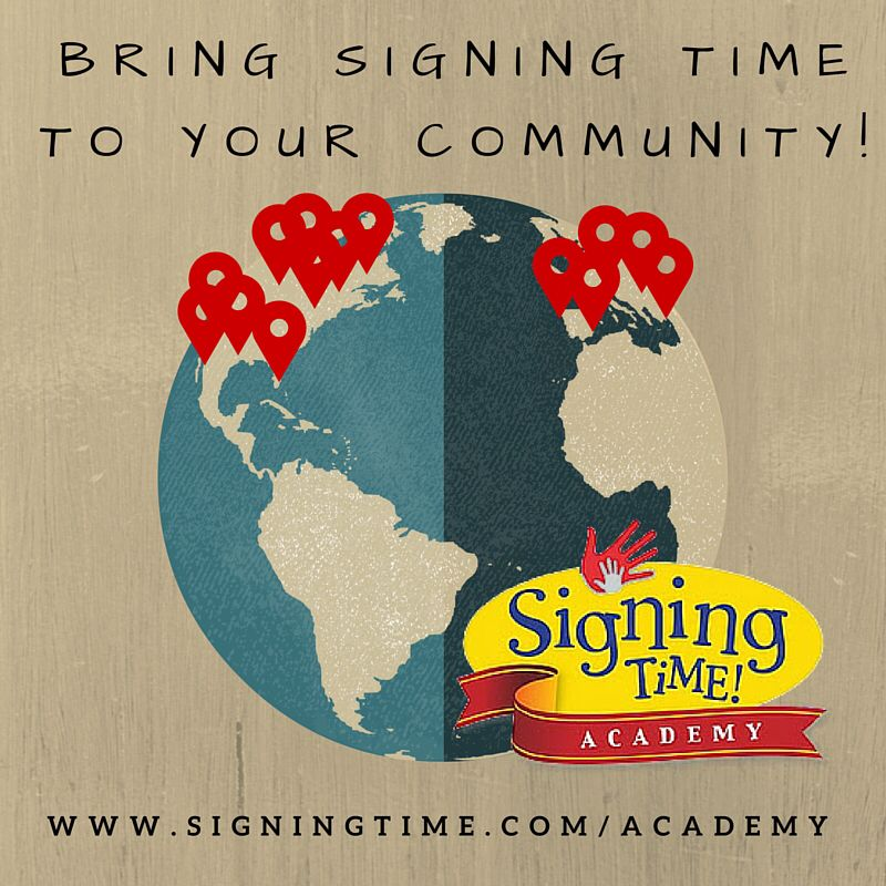 Join our Team of Amazing Instructors! Signing Time Academy Pinterest - baby sign language chart template