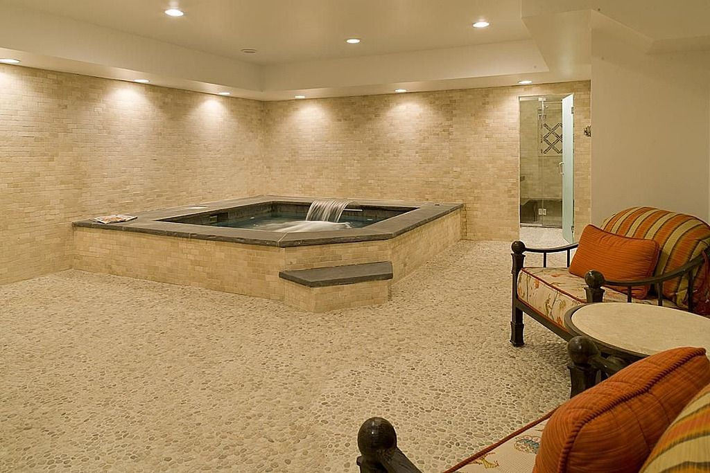 Great Contemporary Hot Tub Indoor Hot Tub Hot Tub Room Home Spa Room