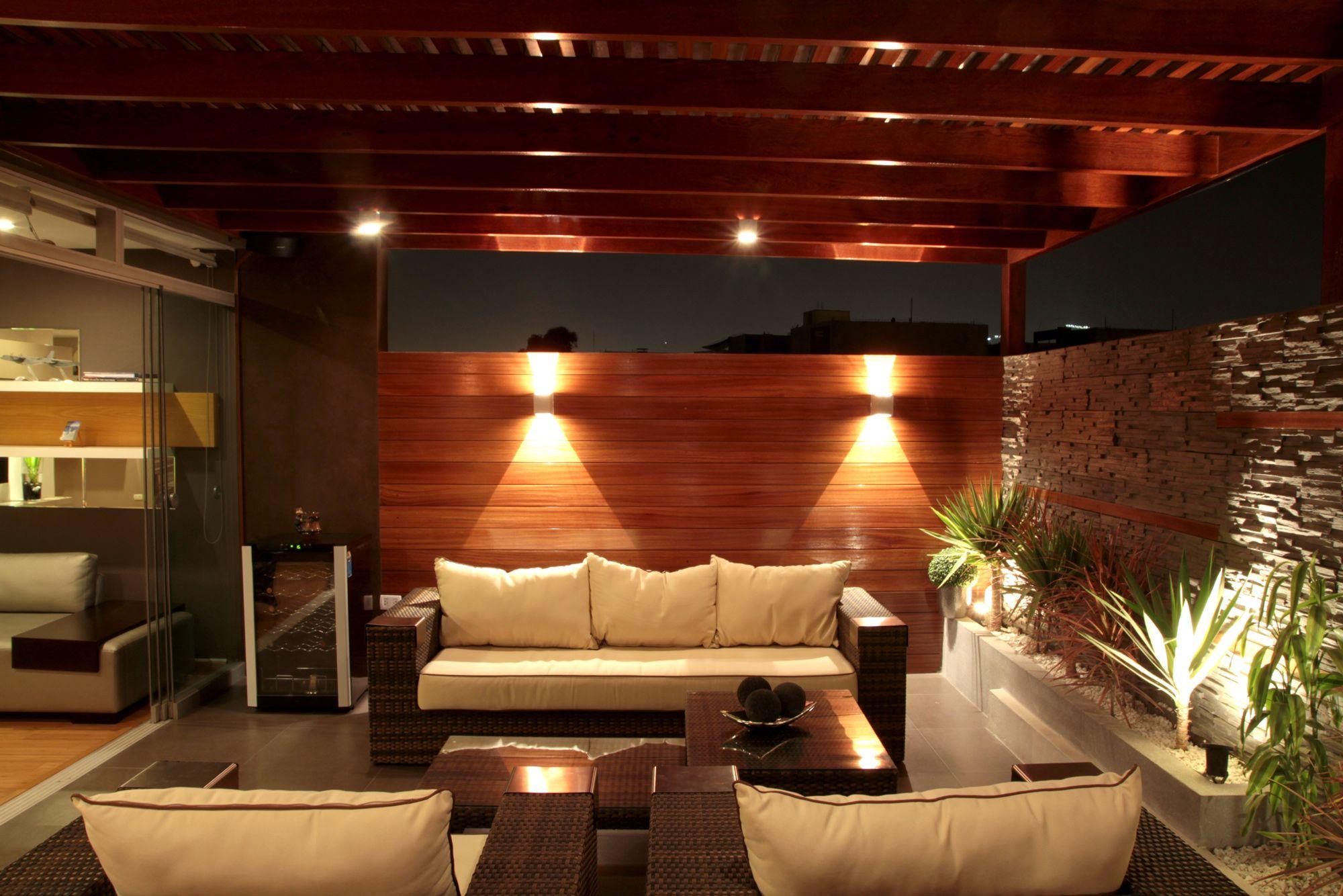 Pin de pino v zquez en iluminaci n pinterest terrazas - Iluminacion de terrazas ...