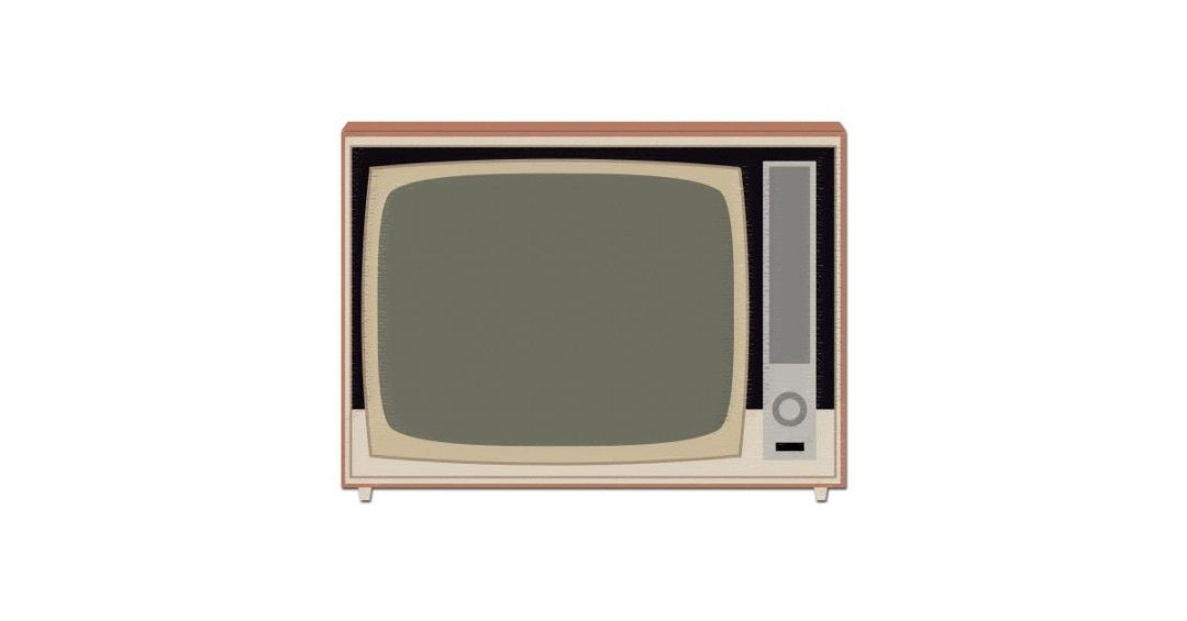 Old Tv Vector And Png Free Download Old Tv Tv Olds