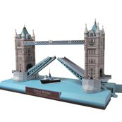 Free printable: England Tower Bridge - and tons of other free printables on the Canon Creative Park Website. Really cool and all for free!