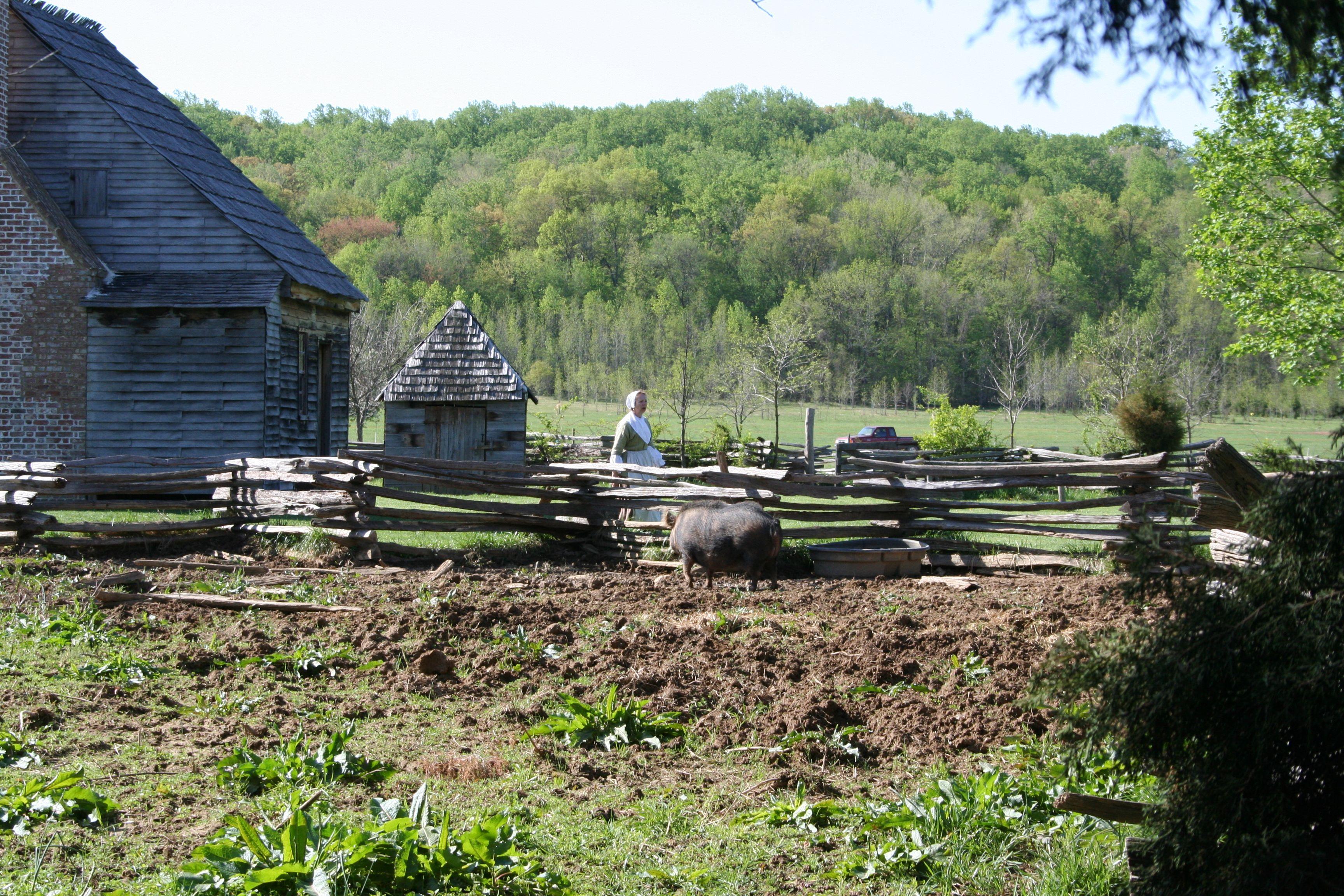 S Colonial Farm