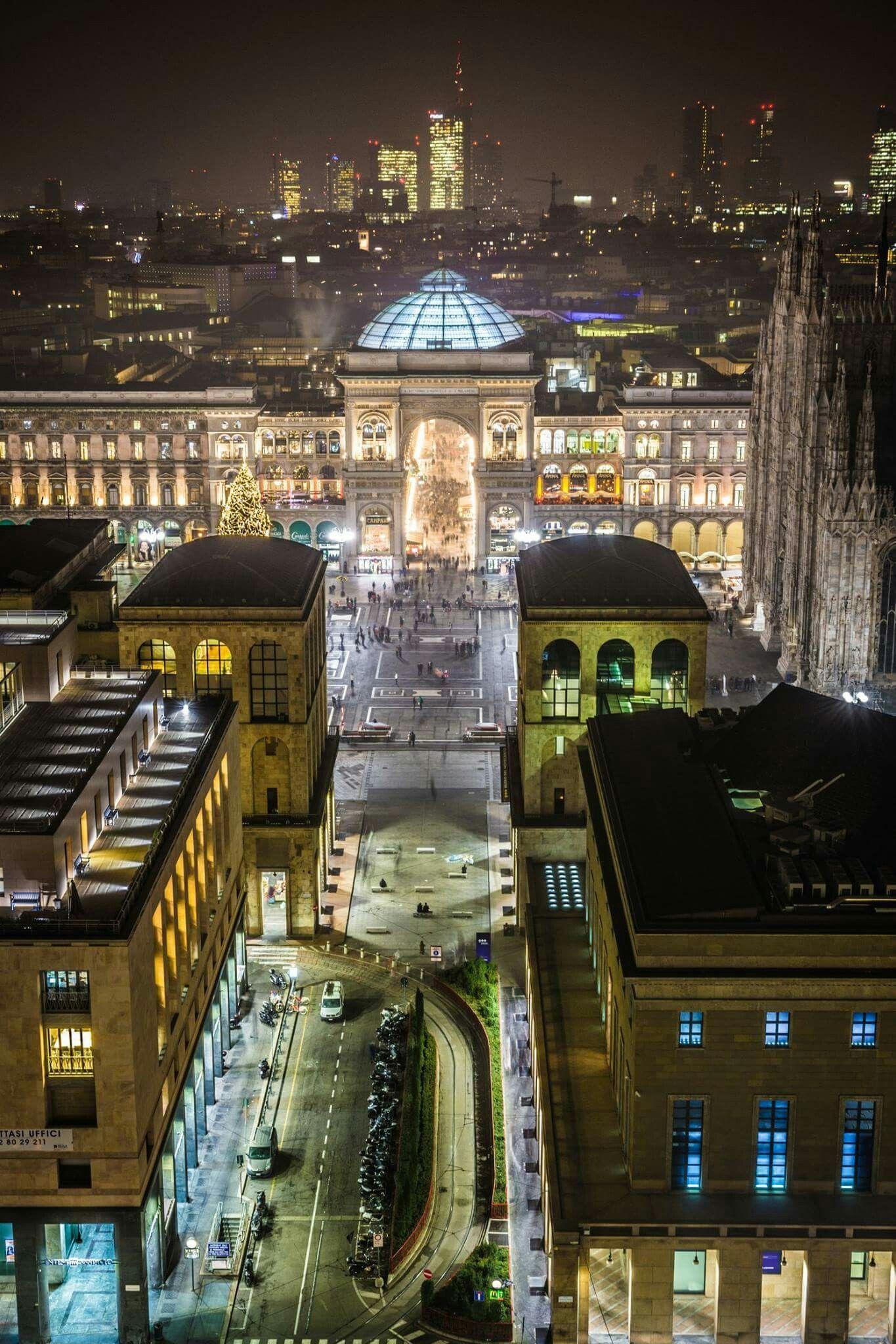 La magia di Milano