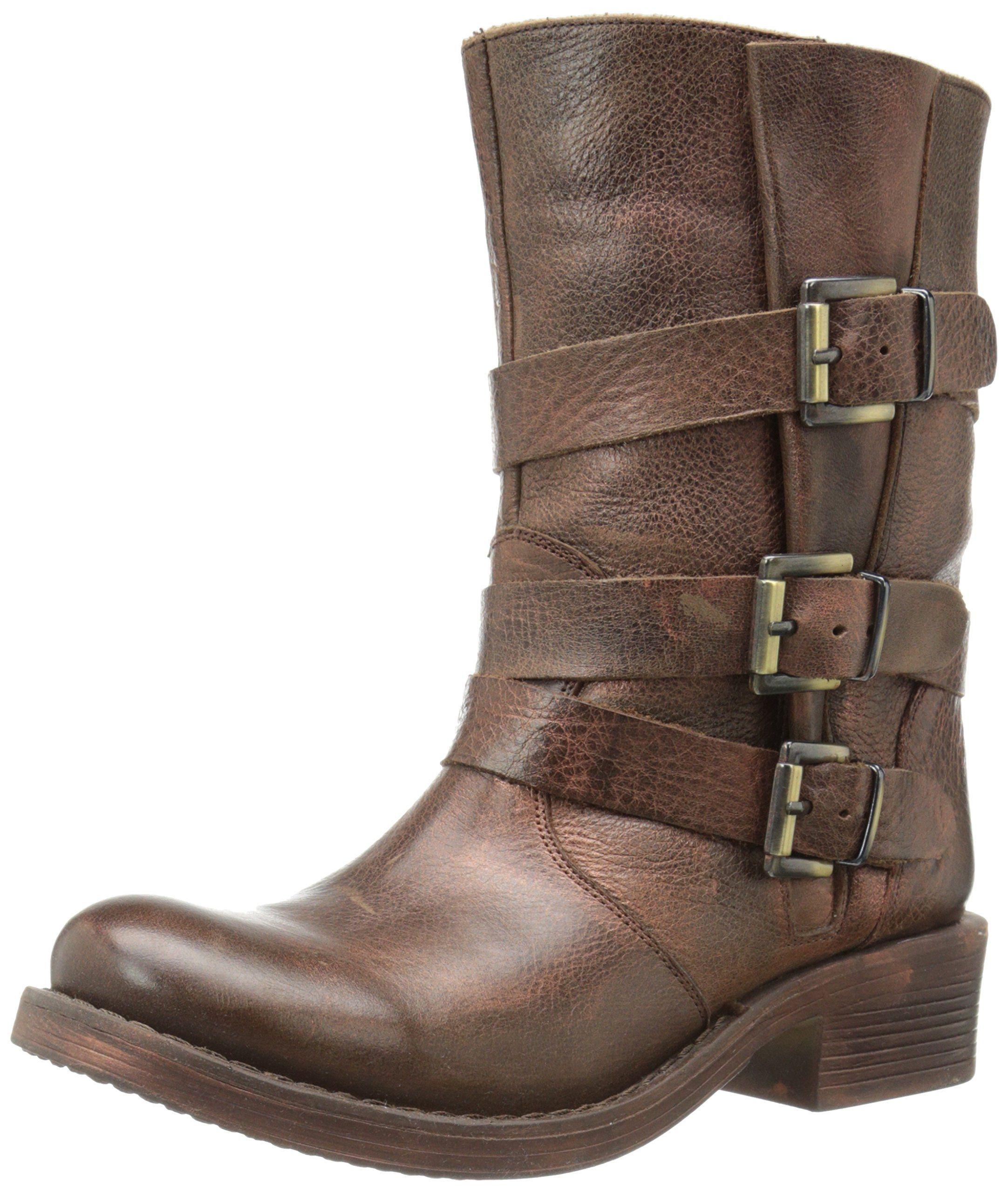 0e834c3e6cf42 Amazon.com: Miz Mooz Women's Clang Boot: Clothing ...