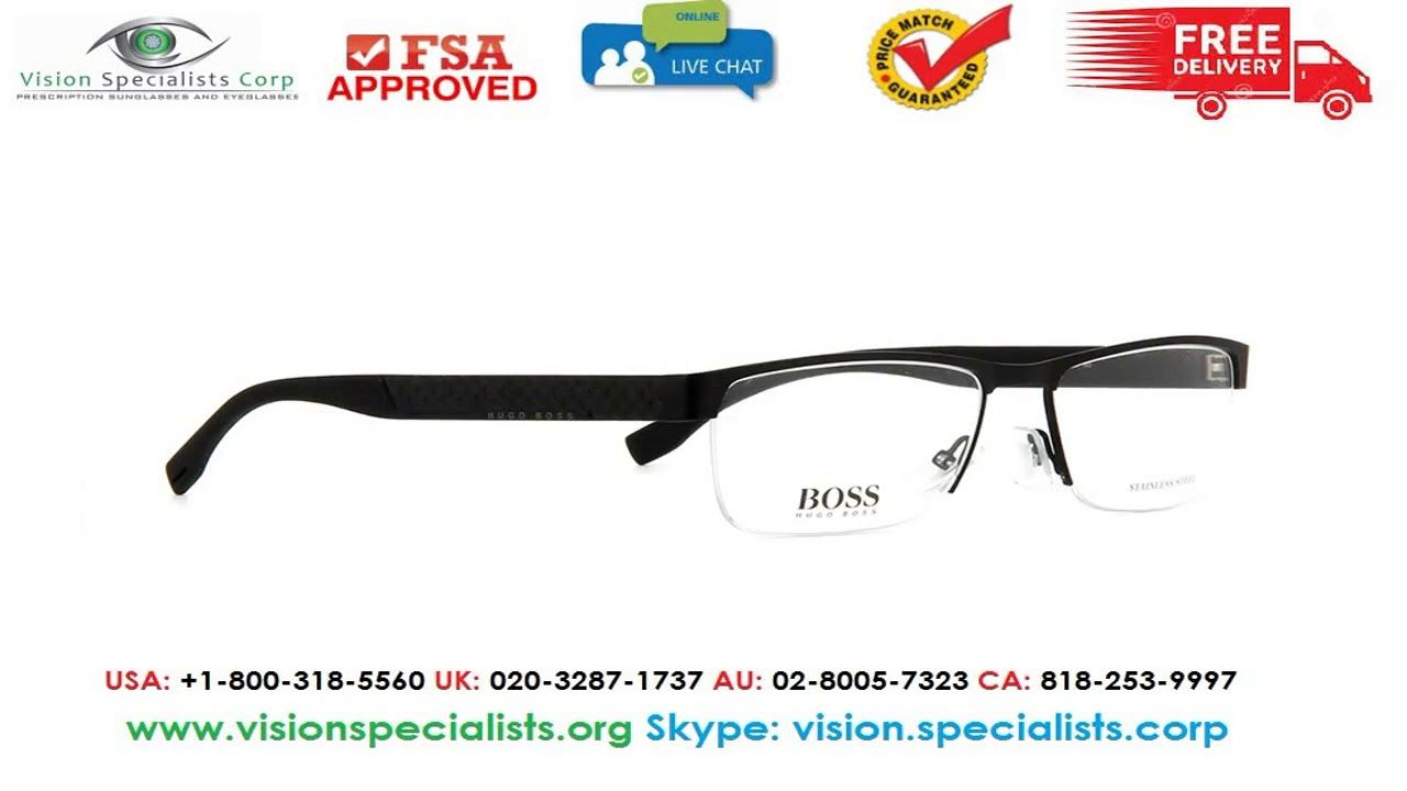 c0fb522fb9d BOSS Hugo Boss 0644 HXJ Glasses