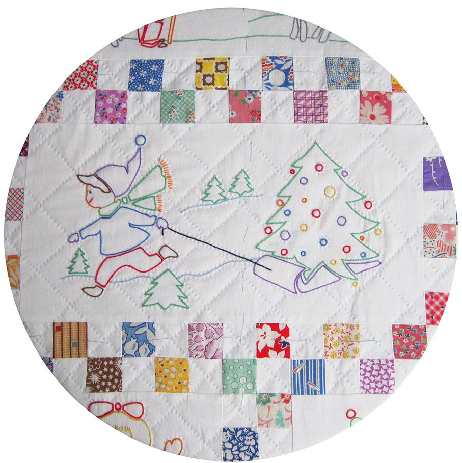 Follow-The-Colors-Quilt-WIP-1- | A Q IS FOR QUILTER QUILTS & IDEA´S ...