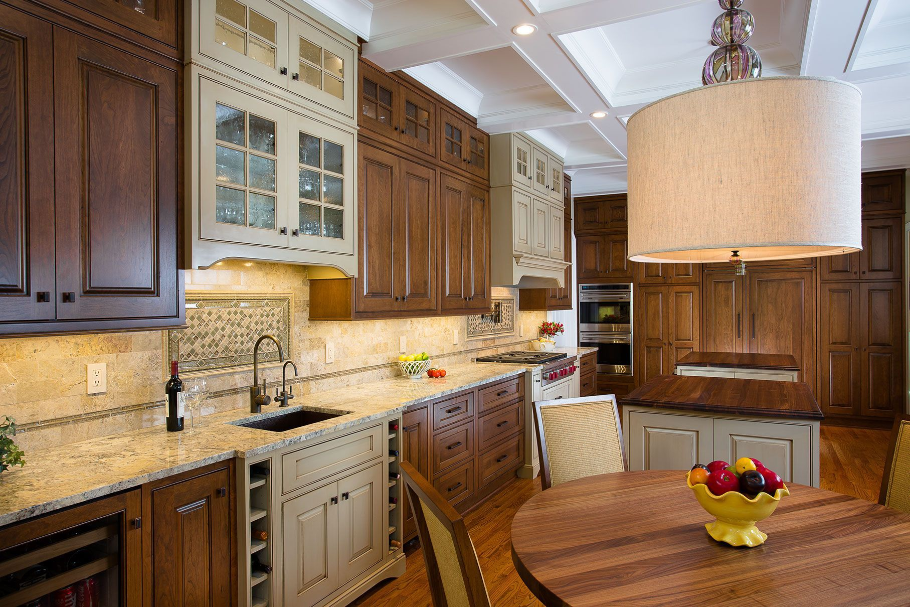 Image result for Shiloh Kitchen cabinets cherry with ...