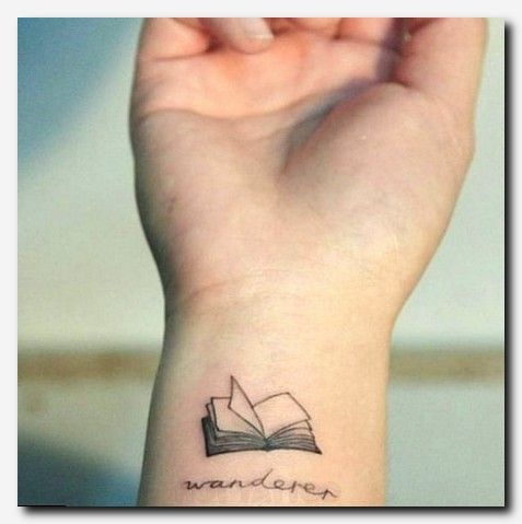 40 Amazing Book Tattoos For Literary Lovers Hot Tattoo Small Book Tattoo Book Tattoo Tattoo Design Book