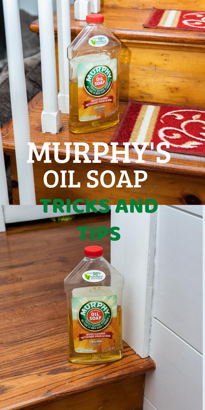 Amazing Murphy S Oil Soap Hacks In 2020 Diy Cleaning Hacks Household Cleaning Tips Murphys Oil Soaps