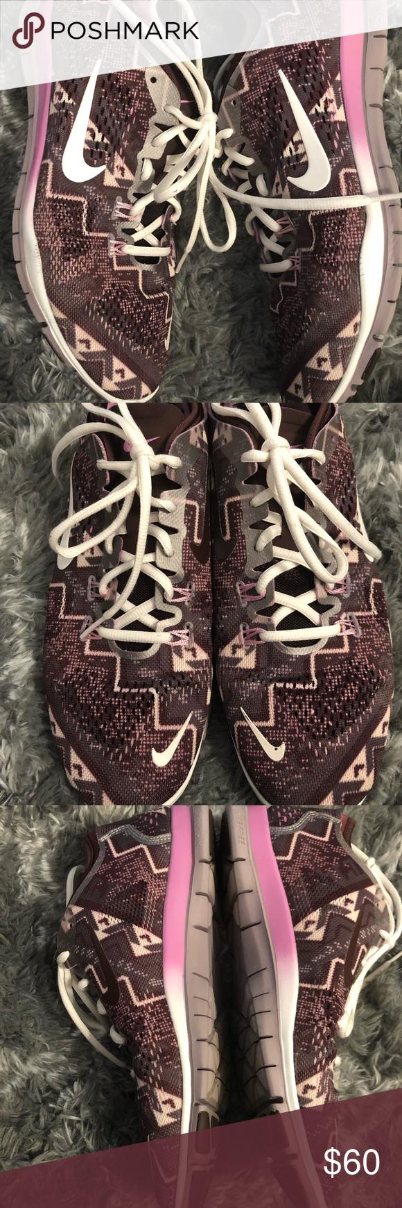 0fb13d95ef0e6 💕Women s Nike Free 5.0💕 💕Women s Nike Free 💕In EUC 💕Smoke free home Shoes  Sneakers