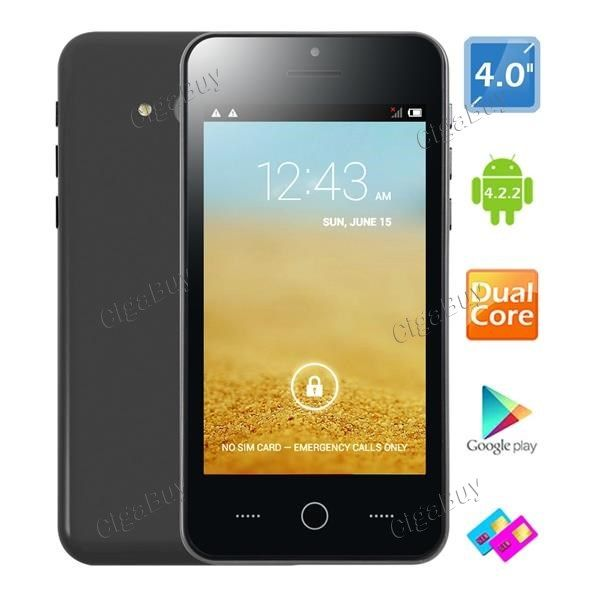 """A18 4.0"""" Screen MTK6572 Dual Core Android 4.2.2 Unlocked Phone  http://www.cigabuy.com/ru/a18-40-screen-mtk6572-dual-core-android-422-unlocked-phone-p-3855.html  Android Phone A18: Android 4.2.2 OS + 1.2GHz MTK6572 Cortex-A7 Dual-core CPU 256MB RAM + 512MB ROM 4.0"""" capacitive multi-point touch screen +800 x 480pixels screen resolution Up to strong 1080P resolution for"""