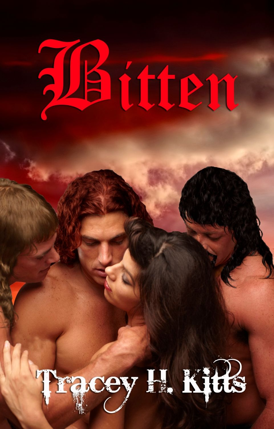 Vampire erotic publishing