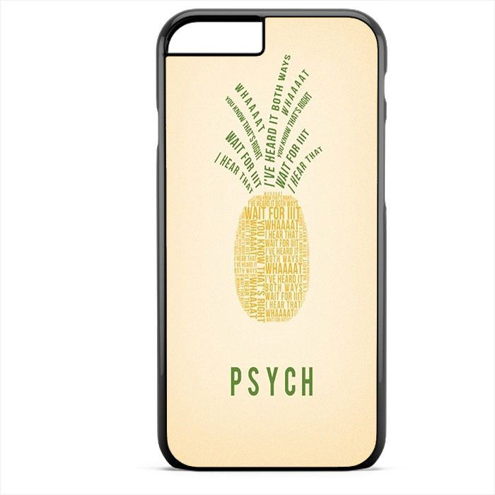 68e0fe29ca82 Psych Pineapple TATUM-8957 Apple Phonecase Cover For Iphone SE Case ...