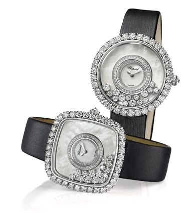 Chopard Happy Diamonds 2016