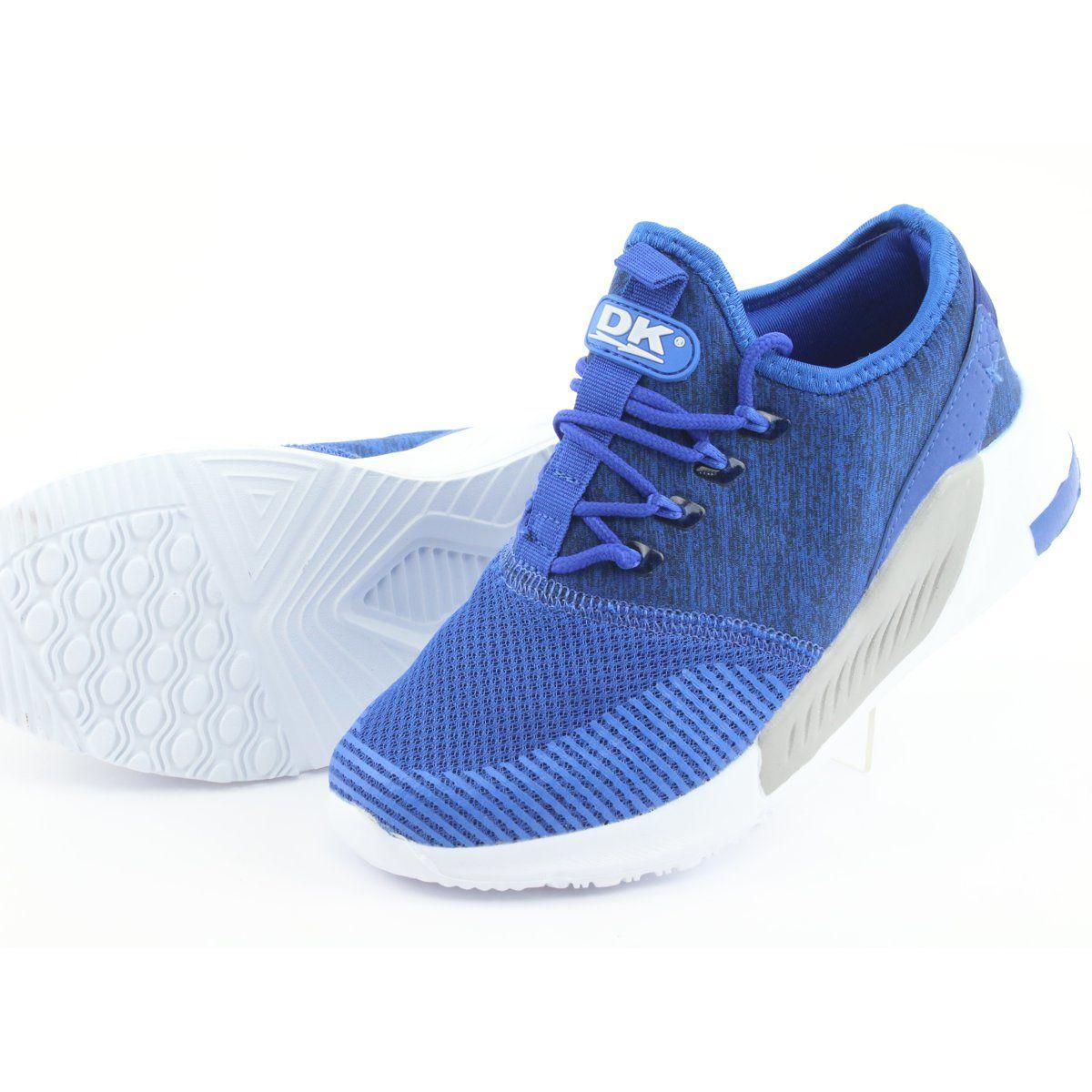 Buty Sportowe Meskie Dk 18470 Royal Blue Niebieskie Sport Shoes Men Sports Shoes Shoes