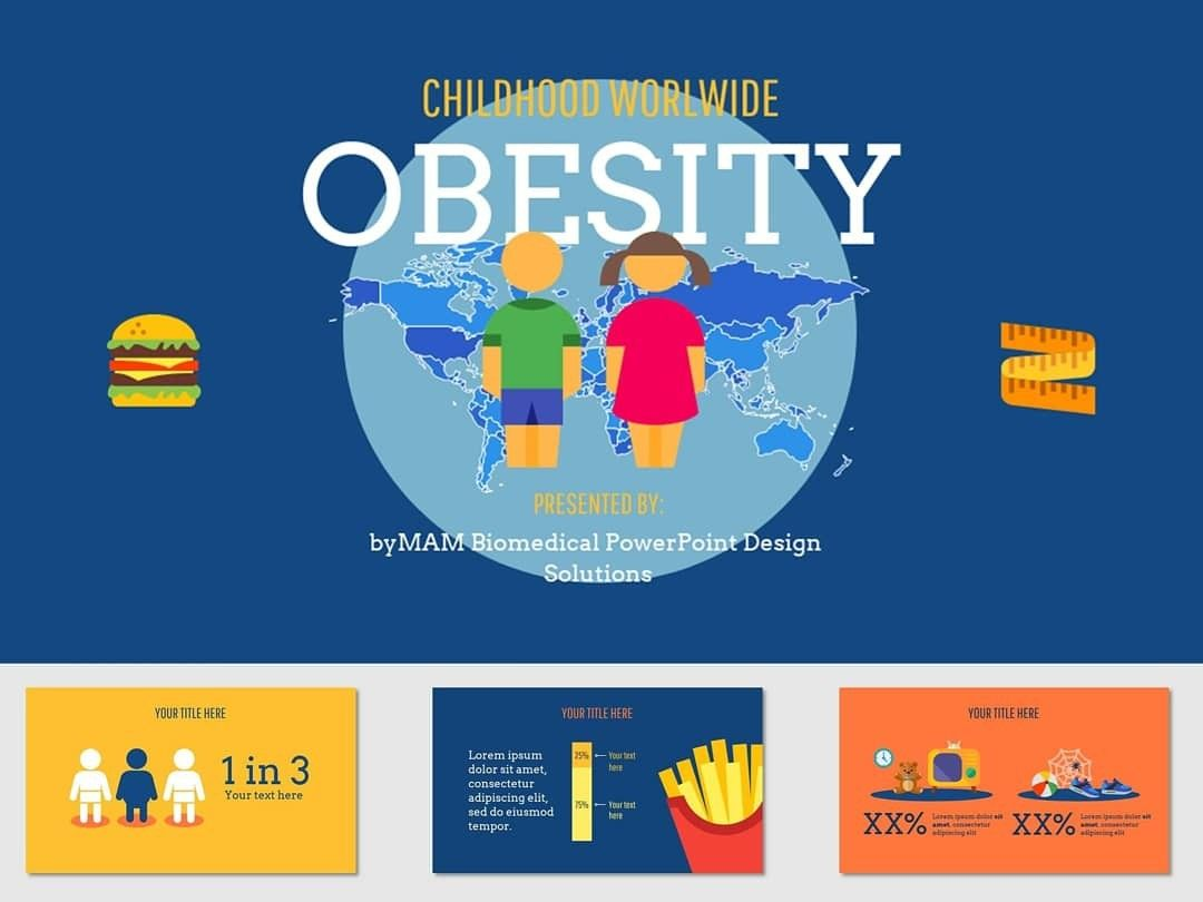 Infographic Educational Powerpoint Presentation Childhood Obesity Editable And Ready For Use Childhood Obesity Powerpoint Powerpoint Presentation