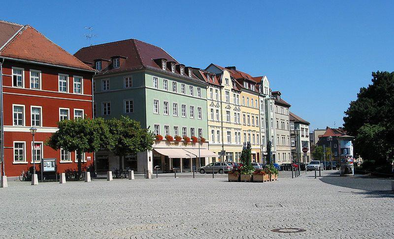 Goetheplatz, Weimar