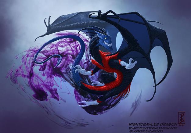 Nightcrawler Dragon