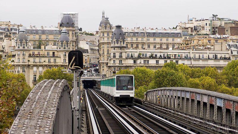 File:Paris Metro Pont de Bir-Hakeim Bridge.jpg