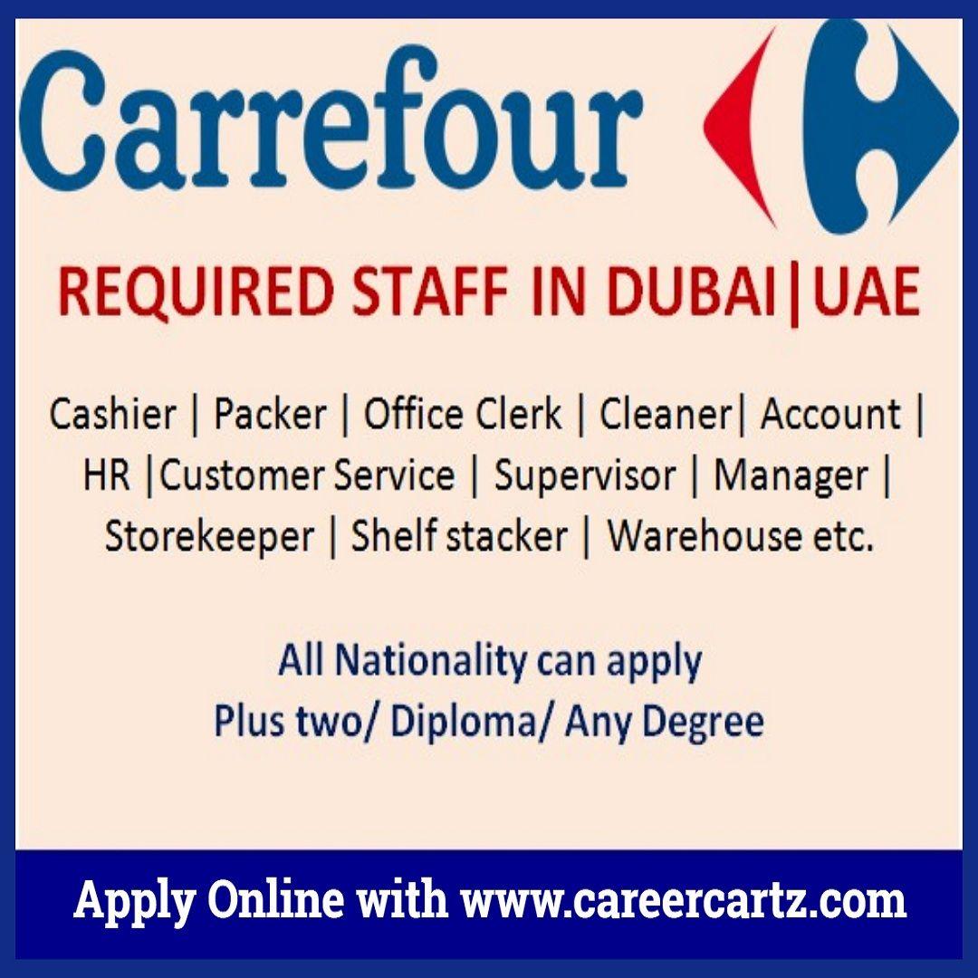 Carrefour Jobs Jobvacancy Listing In Careercartz Sales