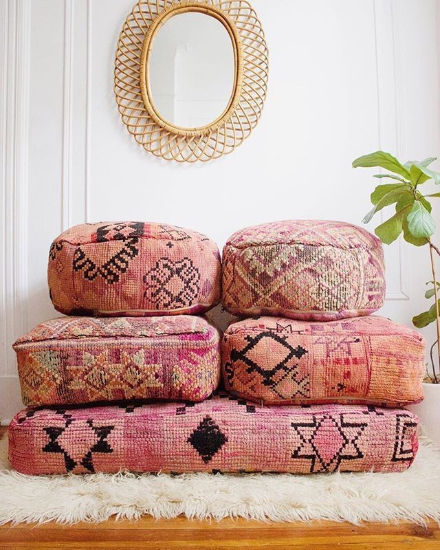 The Reserve | Poufs, Living rooms and Interiors