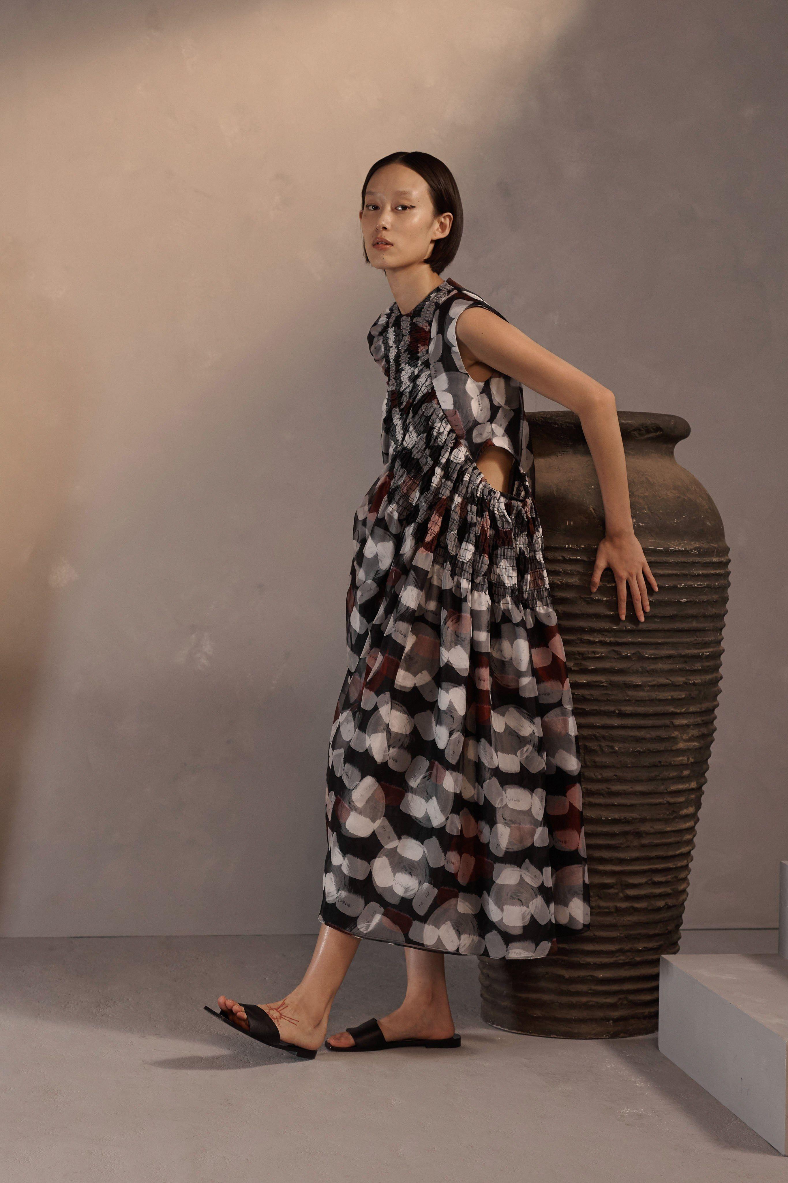 6fa084eb Claudia Li PreFall 2019 Fashion Show Collection See the complete