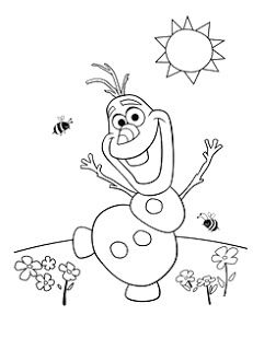 Ausmalbilder Ausmalbilder Coloring Books Frozen Coloring Pages