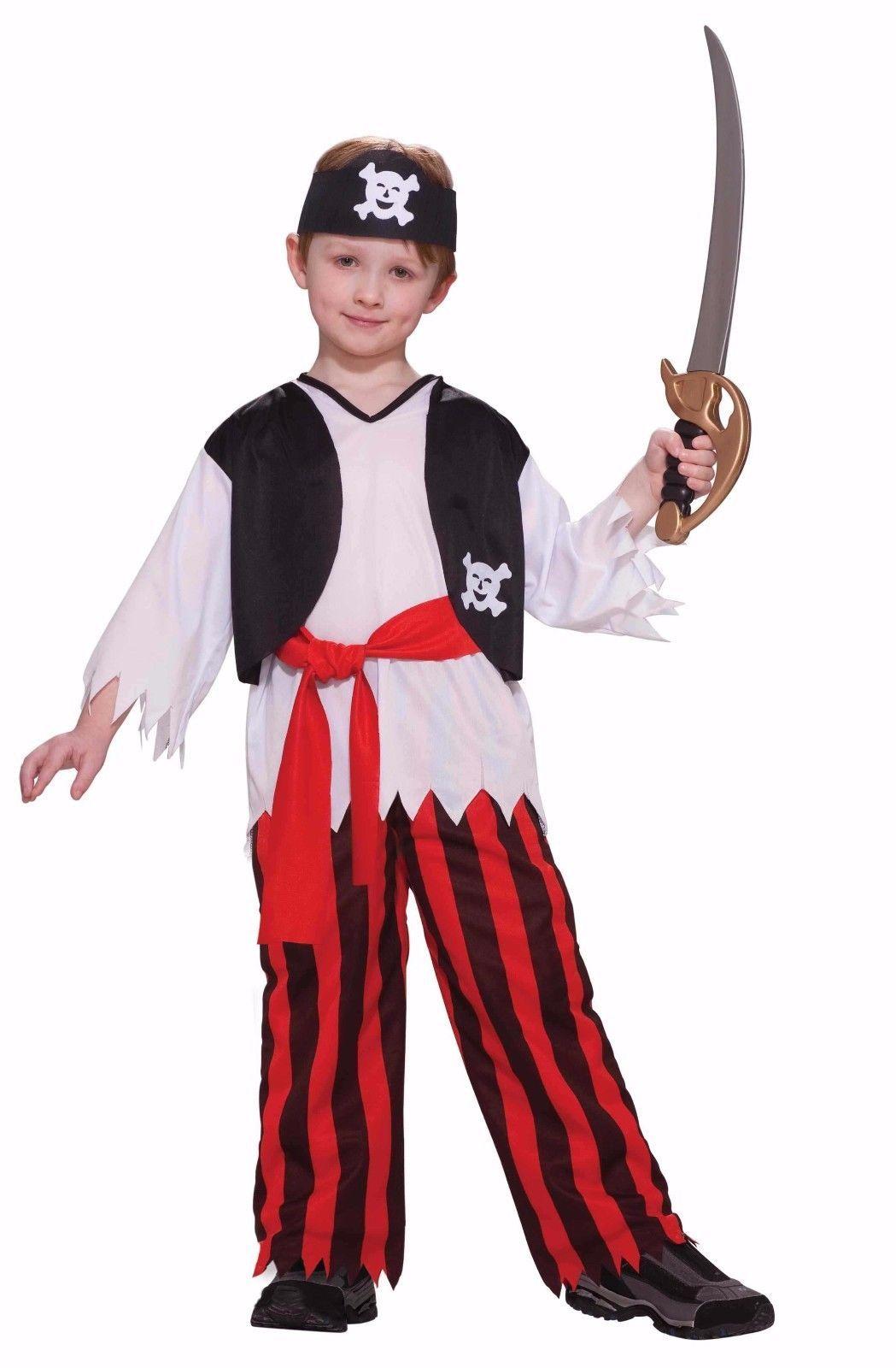 Caribbean Pirate Dress Up