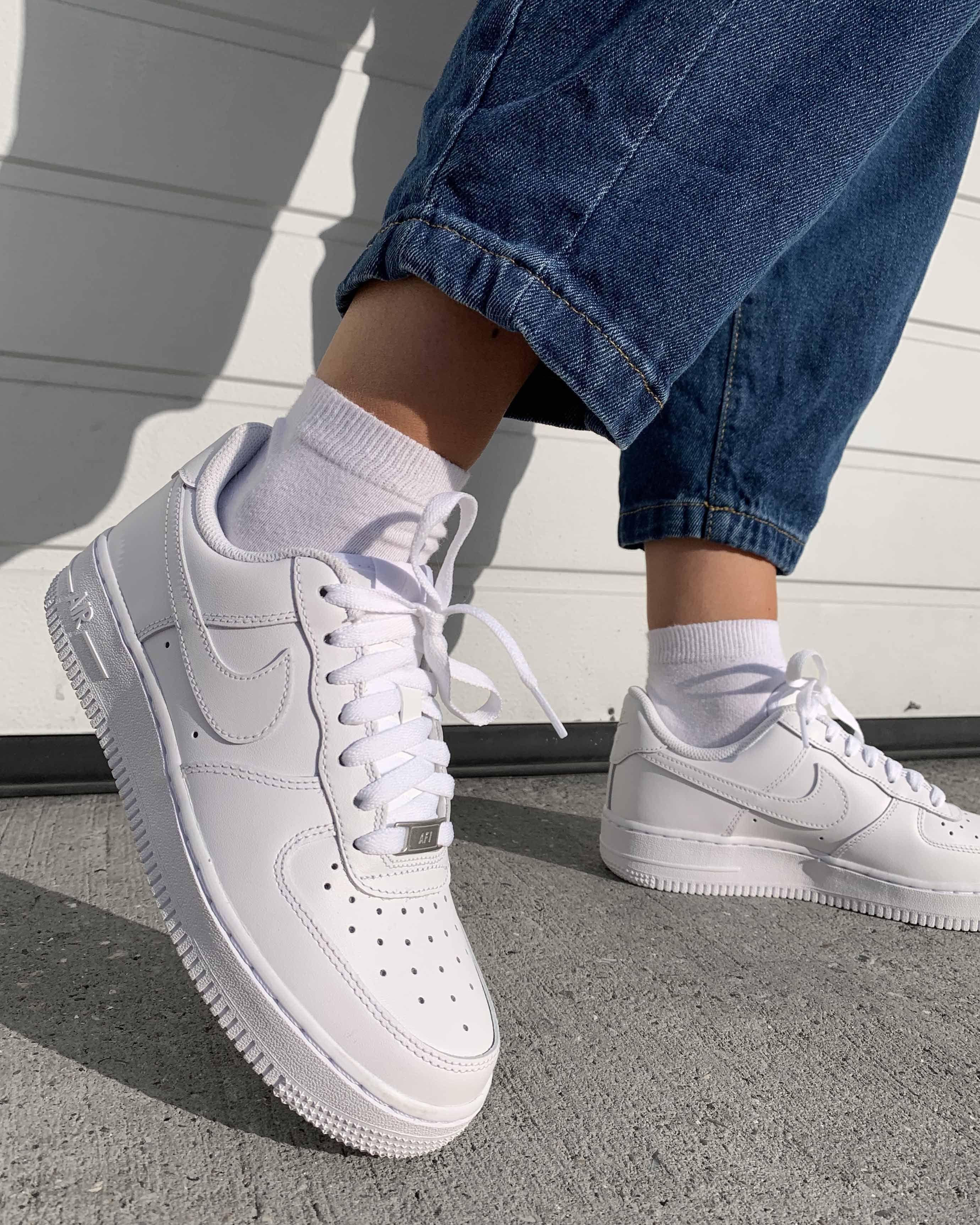 nike wmns air force 1 '07 zapatillas de basquetbol