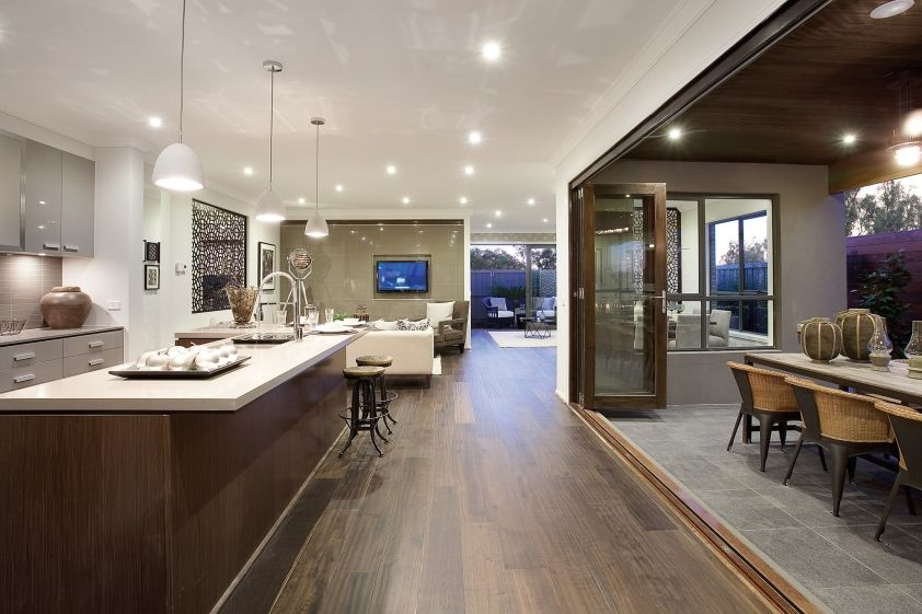 Porter Davis Homes Modern Living Room Design Ideas And Inspiration Porter Davis Living Room Design Modern Home New Home Designs