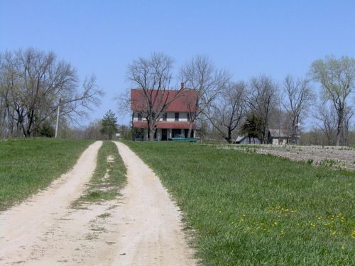 Francesca's house (The bridges of Madison County)
