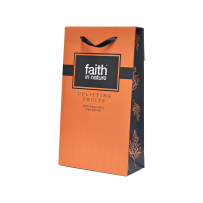 Faith in Nature Uplifting Fruits Twin Shower Gel Pack  This beautifully presented gift pack is bursting with fruity aromas to brighten up your day and put a zing in your step! The pack contains both Grapefruit & Orange and Raspberry & Cranberry 250ml shower gel/foam baths.   - £7.99 - For the full range go to: http://www.butterflygreen.co.uk