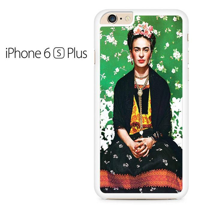 Frida Kahlo Green Painting Iphone 6 Plus Iphone 6S Plus Case