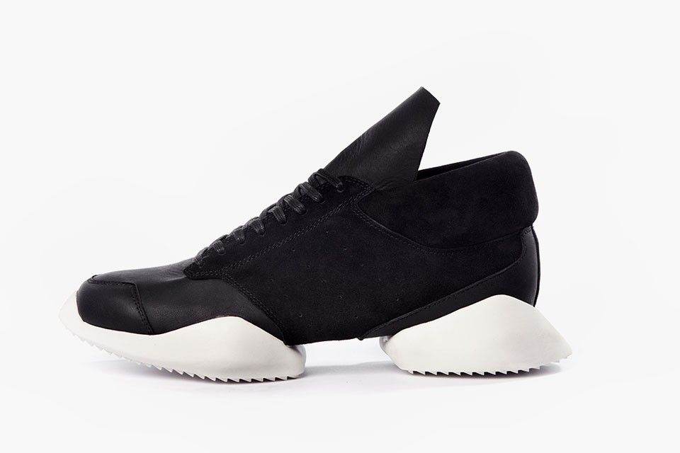 Leather STRETCH BOOT Fall/winterRick Owens 2GPPCg68UP