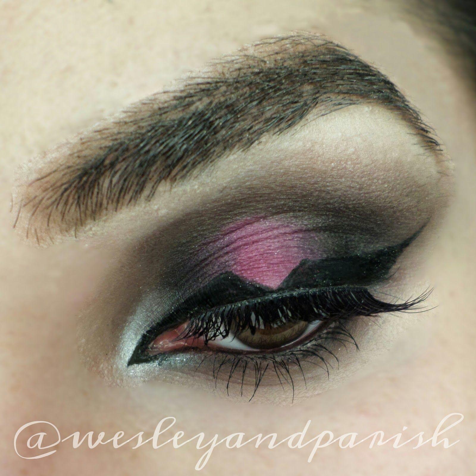 Wesley Hilton Makeup: Makeup : Artistic Rose